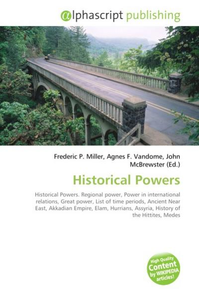Historical Powers - Frederic P. Miller