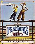 Mr Peabody`s Apples (Puffin Picture Story Books) - Madonna