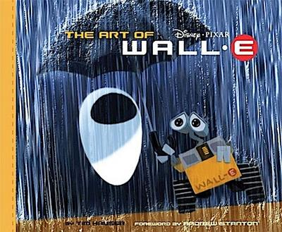 Art of Wall.E - Tim Hauser
