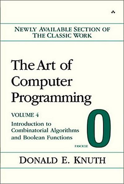 The Art of Computer Programming - Donald E. Knuth