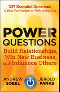 Power Questions - Andrew Sobel