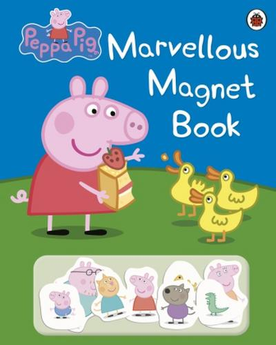 Peppa Pig - Marvellous Magnet Book