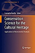 Conservation Science for the Cultural Heritage - Evangelia A. Varella