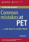 Common Mistakes at PET / Book. Lower intermediate - Liz Driscoll