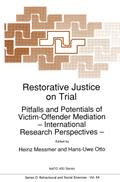 Restorative Justice on Trial - H. Messmer
