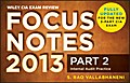 Wiley CIA Exam Review Focus Notes, Part 2, Internal Audit Practice - S. Rao Vallabhaneni