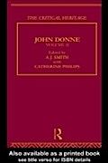 John Donne: The Critical Heritage - A.J. Smith