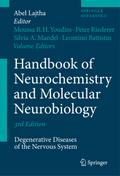 Handbook of Neurochemistry and Molecular Neurobiology - Moussa Youdin