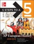 5 Steps to a 5 AP World History, 2008-2009 Edition - Peggy J. Martin