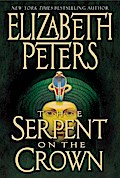The Serpent on the Crown - Elizabeth Peters