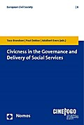Civicness in the Governance and Delivery of Social Services - Taco Brandsen
