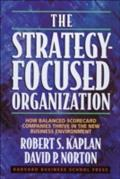 Strategy-Focused Organization - Robert S. Kaplan
