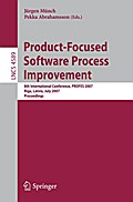 Product-Focused Software Process Improvement - Jürgen Münch