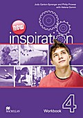 New Inspiration Workbook - Helena Gomm