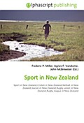 Sport in New Zealand - Frederic P. Miller