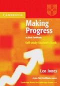 Making Progress. Self Sudy. Student`s Book - Leo Jones