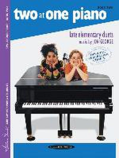 Two at One Piano, Book Two: Late Elementary Duets - Jon George