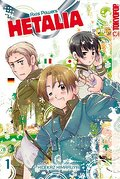 Hetalia - Axis Powers 01 - Hidekaz Himaruya