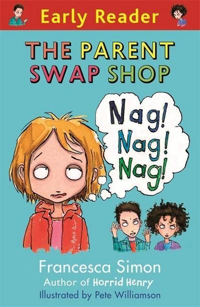 Parent Swap Shop - Francesca Simon