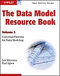 The Data Model Resource Book - Len Silverston