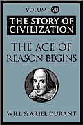 The Age of Reason Begins - Will Durant