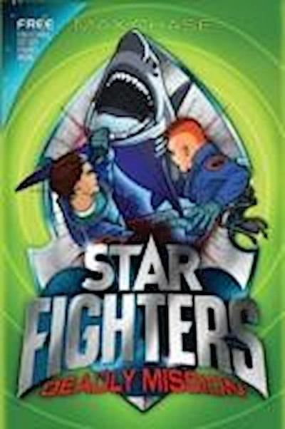 Star Fighters 2: Deadly Mission - Max Chase