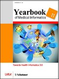 Yearbook of Medical Informatics 2011 - Reinhold Haux