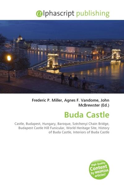 Buda Castle - Frederic P. Miller