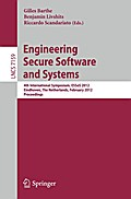 Engineering Secure Software and Systems - Gilles Barthe