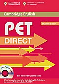 PET Direct. Student`s Book with CD-ROM