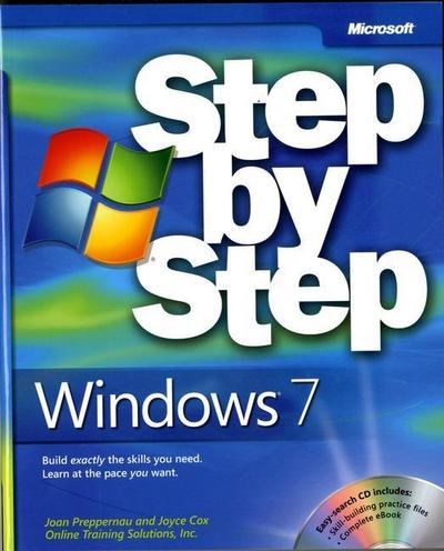 Windows 7 Step by Step - Joan Preppernau
