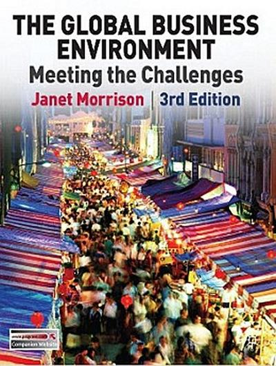 The Global Business Environment - Janet Morrison