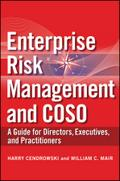 Enterprise Risk Management and COSO - Harry Cendrowski