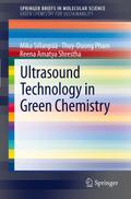 Ultrasound Technology in Green Chemistry - Mika Sillanpaa