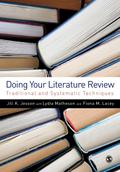 Doing Your Literature Review - Jill Jesson