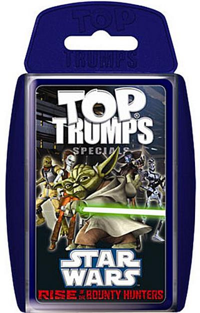 The Clone Wars 2 - Top Trumps
