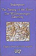 Der Widerspenstigen Zähmung / The Taming of the Shrew - William Shakespeare