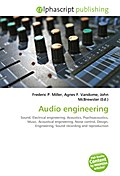 Audio engineering - Frederic P. Miller