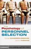 Psychology of Personnel Selection - Tomas Chamorro-Premuzic