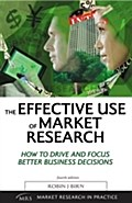 Effective Use of Market Research - Robin Birn