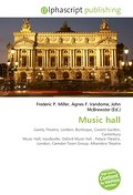 Music hall - Frederic P. Miller