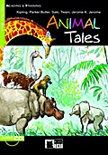 Animal Tales. Beginner. 7./8. Klasse. Buch und CD - James Butler