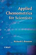 Applied Chemometrics for Scientists - Richard G. Brereton