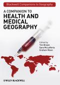 A Companion to Health and Medical Geography - Tim Brown