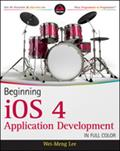 Beginning iOS 4 Application Development - Wei-Meng Lee