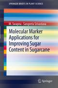 Molecular Marker Applications for Improving Sugar Content in Sugarcane - SWAPNA M