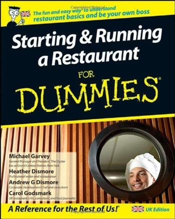 Starting a restaurant for dummies