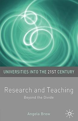 Research And Teaching Bringing Research And Teaching Together