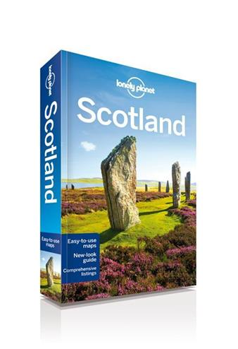 Lonely Planet Country Scotland