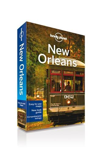 Lonely planet city new orleans